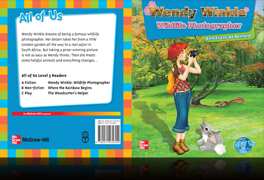 Book Portrait: Wendy Winkle