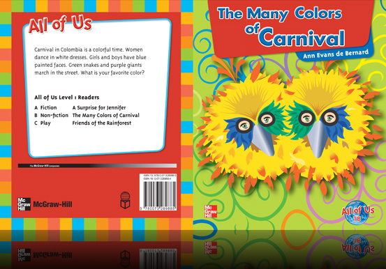 Book Portrait: The Many Colors of Carnival