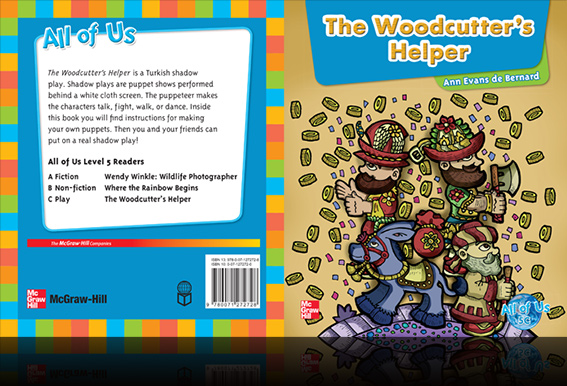 Portada de libro: The Wood Cutters Helper